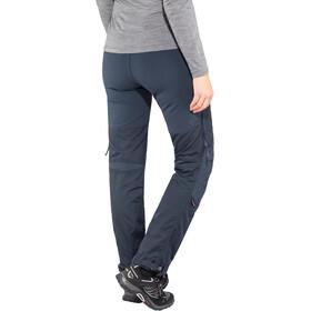 Lundhags Authentic II - Pantalon Femme - regular bleu